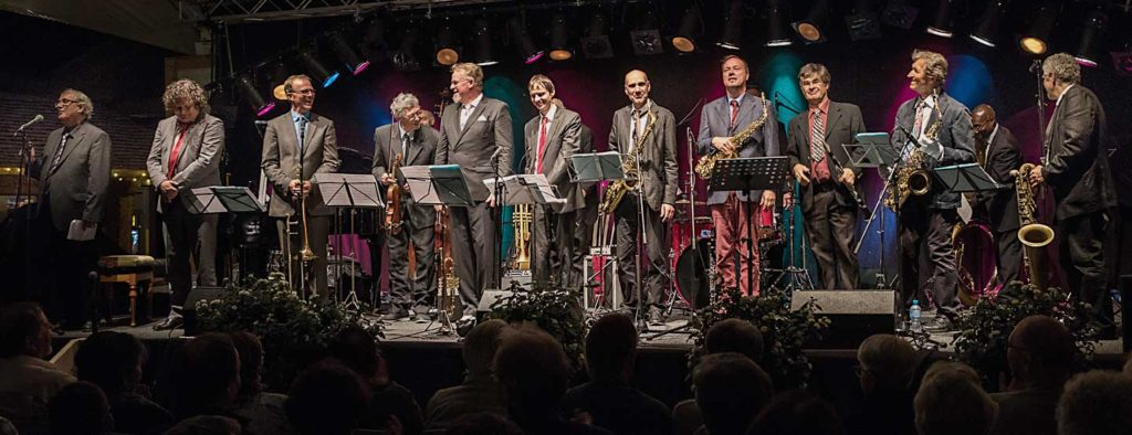 Festival Teachers All Stars: Jubiläumskonzert 25 Jahre Traditional Jazz Workshop Lenk